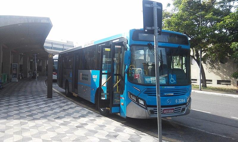 Ônibus para o Lollapalooza