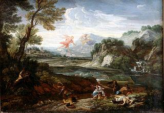 Destruction of Niobe's Children