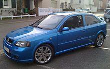 Opel Astra Opc 2002 2004