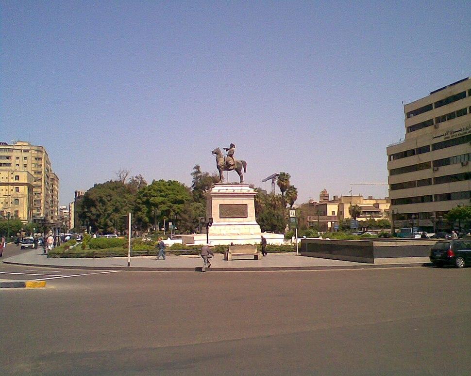 Opera square Cairo1