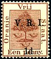 Orange Free State, 1900 V.R.I. overprint, level stops, 1d on 1d brown.jpg