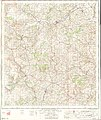Ordnance Survey One-Inch Sheet 128 Montgomery & Llandrindod Wells, Published 1966.jpg
