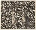 Ornament Print with Schweifwerk and Two (Allegorical?) Figures MET DP823428.jpg