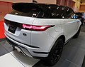 Osaka Motor Show 2019 (107) - Land Rover RANGE ROVER EVOQUE D180 R-DYNAMIC SE (3DA-LZ2NA).jpg