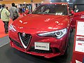 Osaka Motor Show 2019 (234) - Alfa Romeo STELVIO 2.9 V6 BI-TURBO QUADRIFOGLIO (7BA-94929).jpg