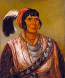 Osceola, a Seminole leader