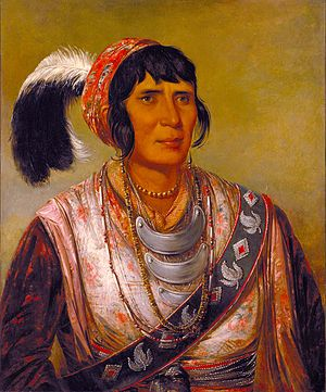 Second Seminole War - Osceola, Seminole leader