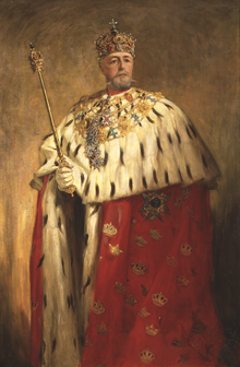 Oskar II by Oscar Björck - no border (Nationalmuseum, 38942).png