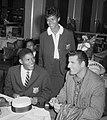 Otis Davis, Wilma Rudolph, Don Bragg 1960.jpg