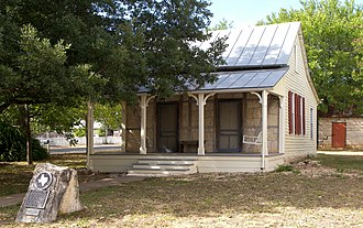 National Register of Historic Places listings in Kendall County, Texas - Image: Otto brinkman house 2009
