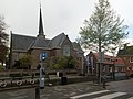 Oud-Beijerland, de Dorpskerk en toren RM31920+31921 foto5 2014-04-14 15.54.jpg