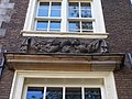 Oudezijds Achterburgwal 185 detail 1 of 4 from left to right.JPG