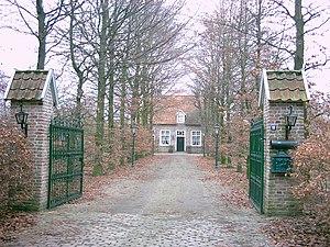 Lieshout - Image: Oudste huis lieshout