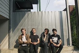 Ought (band) - Ought, 2015