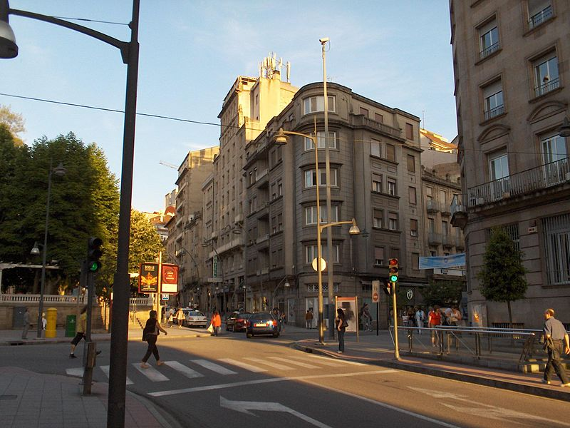 Ourense, centro da cidade, Galicia (Spain).jpg