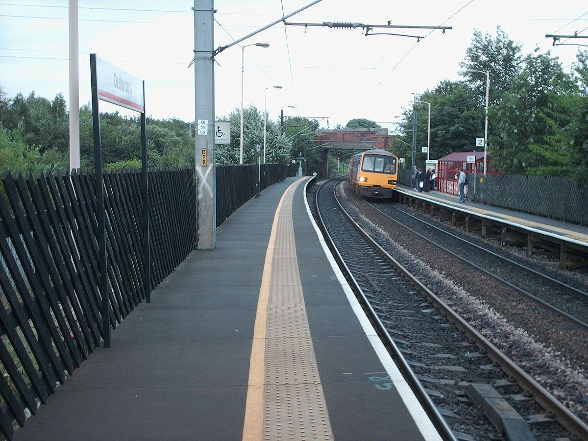 Outwood Railway Station Wikipedia