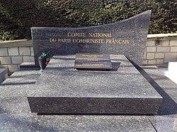 Français: Comité national du Parti Communiste français