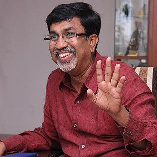 P. Sheshadri Indian film director (born 1963)