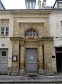 P1210272 Paris V rue Daubenton entree eglise St-Medard rwk.jpg