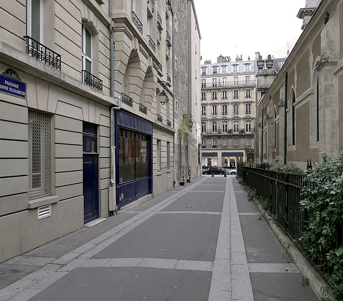 Fichier:P1220515 Paris III passage Ste-Elisabeth rwk.jpg