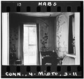 PANELS IN MORNING ROOM - Richard Alsop House, Middletown, Middlesex County, CT HABS CONN,4-MIDTO,3-11.tif