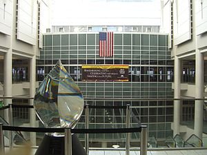 Columbus metropolitan area, Ohio - John Glenn Columbus International Airport