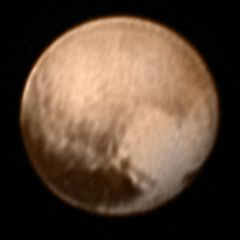 {{{Pluto from New Horizons}}}
