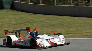2012 American Le Mans Series - CORE Autosport won their second consecutive PC championship