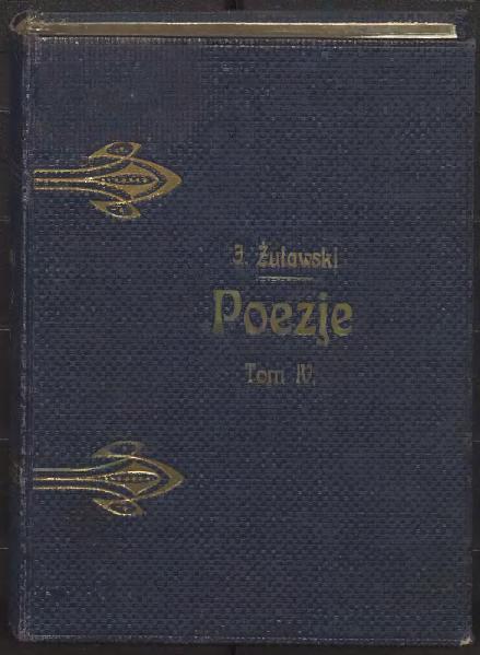 File:PL Jerzy Żuławski - Poezje tom IV.djvu