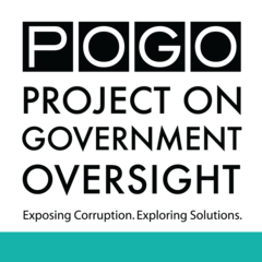 The Project on Government Oversight Logo