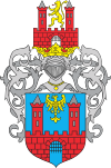 Coat of arms of Prudnik