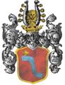 POL powiat leski COA.png
