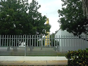 Republic of Yucatán - Pacabtún farm. It is currently within the City of Merida and is privately owned.