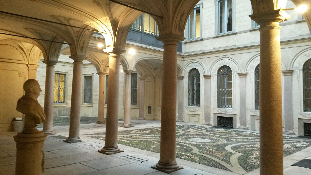 File palazzo morando milan wikimedia commons for Palazzo morando