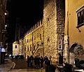 Palazzo Pretorio (Trento) foto 4 lato opposto a piazza del duomo.jpg
