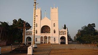 Our Lady of Lourde's Church (Pallikkunnu Church) - Pallikunnu Church