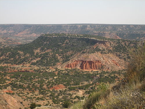 Palo Duro Canyon - Texas