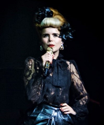 Picture of a band or musician: Paloma Faith