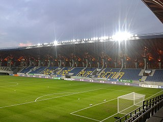 Pancho Aréna Stadium in Felcsút, Hungary