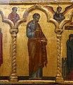 Paolo veneziano (ambito), crocifissione e santi, 1325-50 ca. 05 pietro.jpg