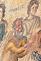 Paphos Haus des Aion - Geburt Dionysos 4 Tropheus.jpg