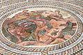Paphos Haus des Theseus - Mosaik Theseus 2.jpg