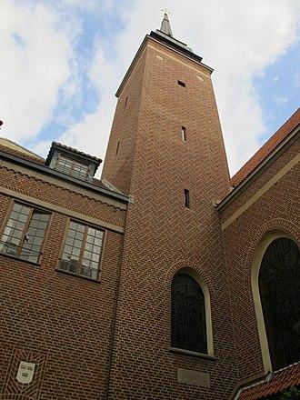 Svenska Skolan Paris - Church of Sweden in Paris
