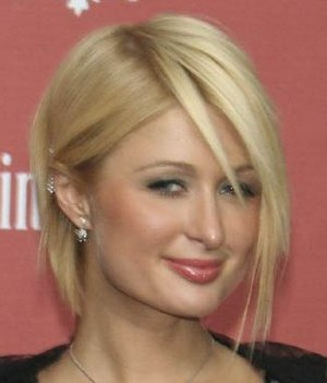 Photo of Paris Hilton, to use in a userbox