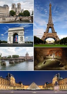 Париж,  Île-de-France, Франция