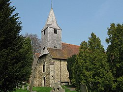 Parish Church of St Mary the Virgin, Kemsing (1) - geograph.org.uk - 1256019.jpg