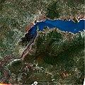 Parte do Reservatório de Sobradinho (barragem - dam), no Rio São Francisco, Remanso-BA (outra imagem 7) (36288622376).jpg