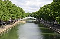 Passerelle Alibert, Canal Saint Martin, Paris 29 May 2014.jpg