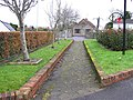Path at Townview Avenue, Omagh - geograph.org.uk - 1044732.jpg