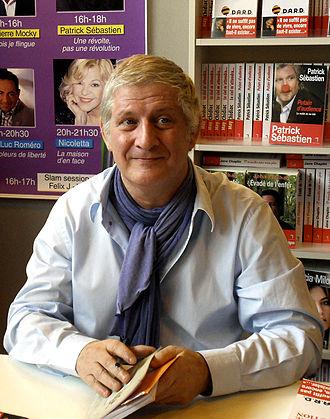 Patrick Sébastien - Image: Patrick Sebastien Livre